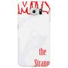 Emily the Strange style Phone Case