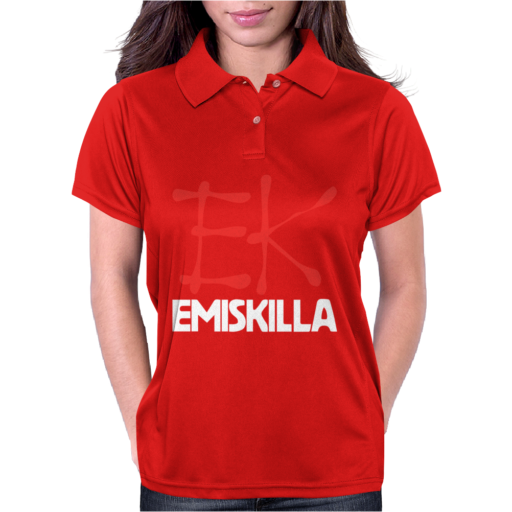 EMISKiLLA Womens Polo