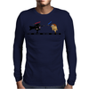 Empire strikes back Mens Long Sleeve T-Shirt