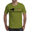 Empire strikes back Mens T-Shirt