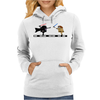 Empire strikes back Womens Hoodie