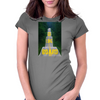 Endless Road - Go Longboard Womens Fitted T-Shirt