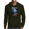 Endless Roads Go Longboard & Kill the Hill Mens Hoodie