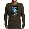 Endless Roads Go Longboard & Kill the Hill Mens Long Sleeve T-Shirt