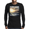 Endless Roads Go Longboard  Mens Long Sleeve T-Shirt
