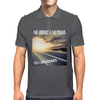 Endless Roads Go Longboard  Mens Polo