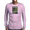 Endless Roads Go Longboard & Skate Mens Long Sleeve T-Shirt