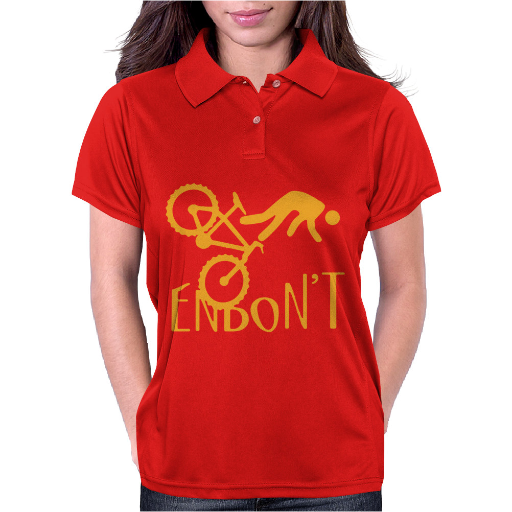 Endon't Womens Polo