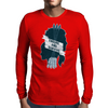 Endure and Survive Mens Long Sleeve T-Shirt