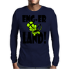 Enger Land Monkey Mens Long Sleeve T-Shirt
