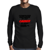 ENGINEER BY DAY GAMER BY NIGHT Mens Long Sleeve T-Shirt