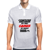 ENGINEER BY DAY GAMER BY NIGHT Mens Polo