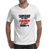 ENGINEER BY DAY GAMER BY NIGHT Mens T-Shirt