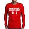 ENGINEER BY DAY NINJA BY NIGHT Mens Long Sleeve T-Shirt