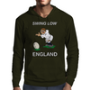England Kicker Rugby World Cup Mens Hoodie