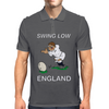 England Kicker Rugby World Cup Mens Polo