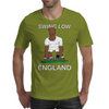 England Rugby 2nd Row Forward World Cup Mens T-Shirt