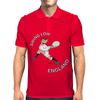 England Rugby Back World Cup Mens Polo
