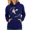 England Rugby Back World Cup Womens Hoodie