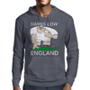 England Rugby Forward World Cup Mens Hoodie