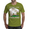 England Rugby Forward World Cup Mens T-Shirt