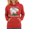 England Rugby Forward World Cup Womens Hoodie