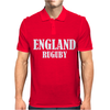 England Rugby Mens Polo