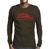 Enjoy a Choke Today Mens Long Sleeve T-Shirt