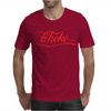 Enjoy a Choke Today Mens T-Shirt