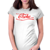 Enjoy a Choke Today Womens Fitted T-Shirt
