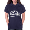 Enjoy a Choke Womens Polo