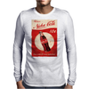 Enjoy A Nuka Cola Mens Long Sleeve T-Shirt