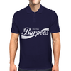 Enjoy Burpees! Mens Polo