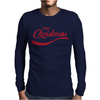 ENJOY CHRISTMAS Mens Long Sleeve T-Shirt