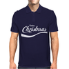 Enjoy Christmas Mens Polo