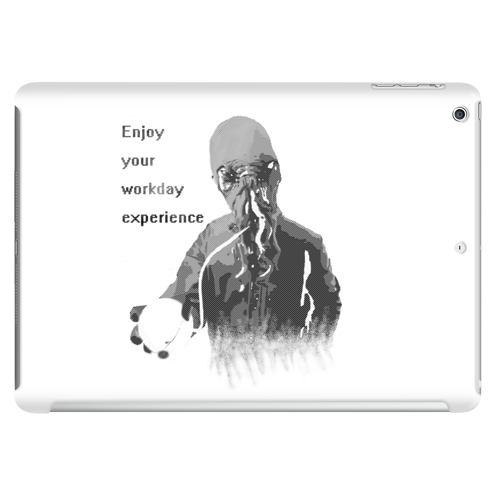Enjoy Your Workday Experience Tablet (horizontal)