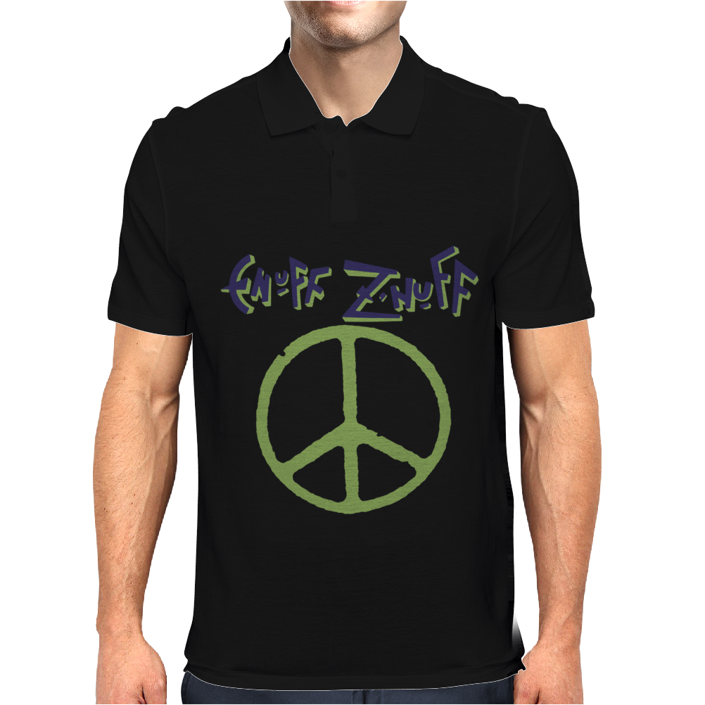 Enuff Z' Nuff Very Rare Mens Polo