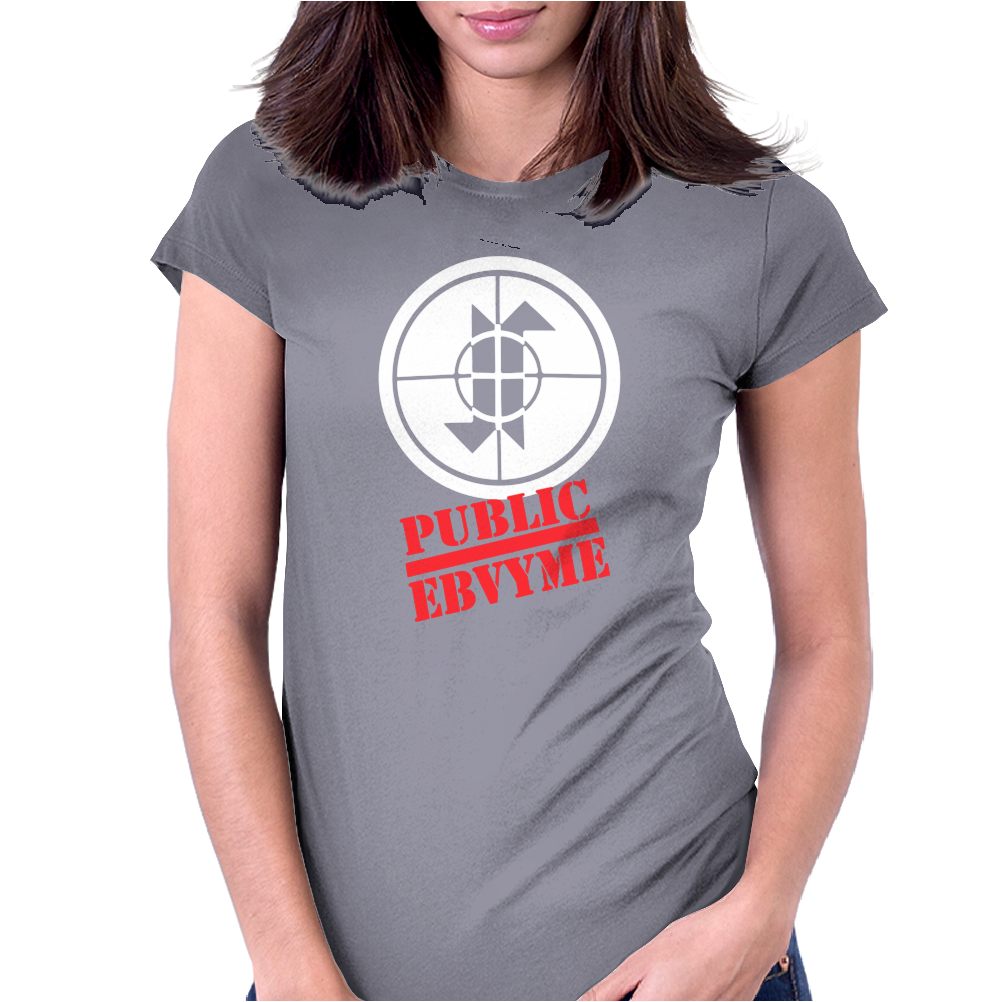 Envyme Womens Fitted T-Shirt