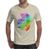Equality, Freedom, Justice, Bernie Sanders - Political Mens T-Shirt