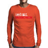 ERNIE BALL MUSICMAN new Mens Long Sleeve T-Shirt
