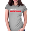 ERNIE BALL MUSICMAN new Womens Fitted T-Shirt
