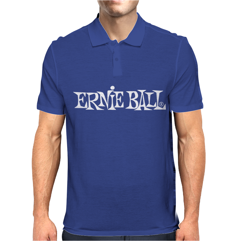 ERNIE BALL new Mens Polo