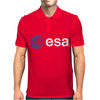 Esa European Space Agency Mens Polo
