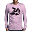 ESCORT 70' Classic Ford Escort RS2000 Mens Long Sleeve T-Shirt