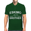 ESKIMO BROTHER IGLOO Mens Polo