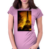 Esthetic Luster Womens Fitted T-Shirt