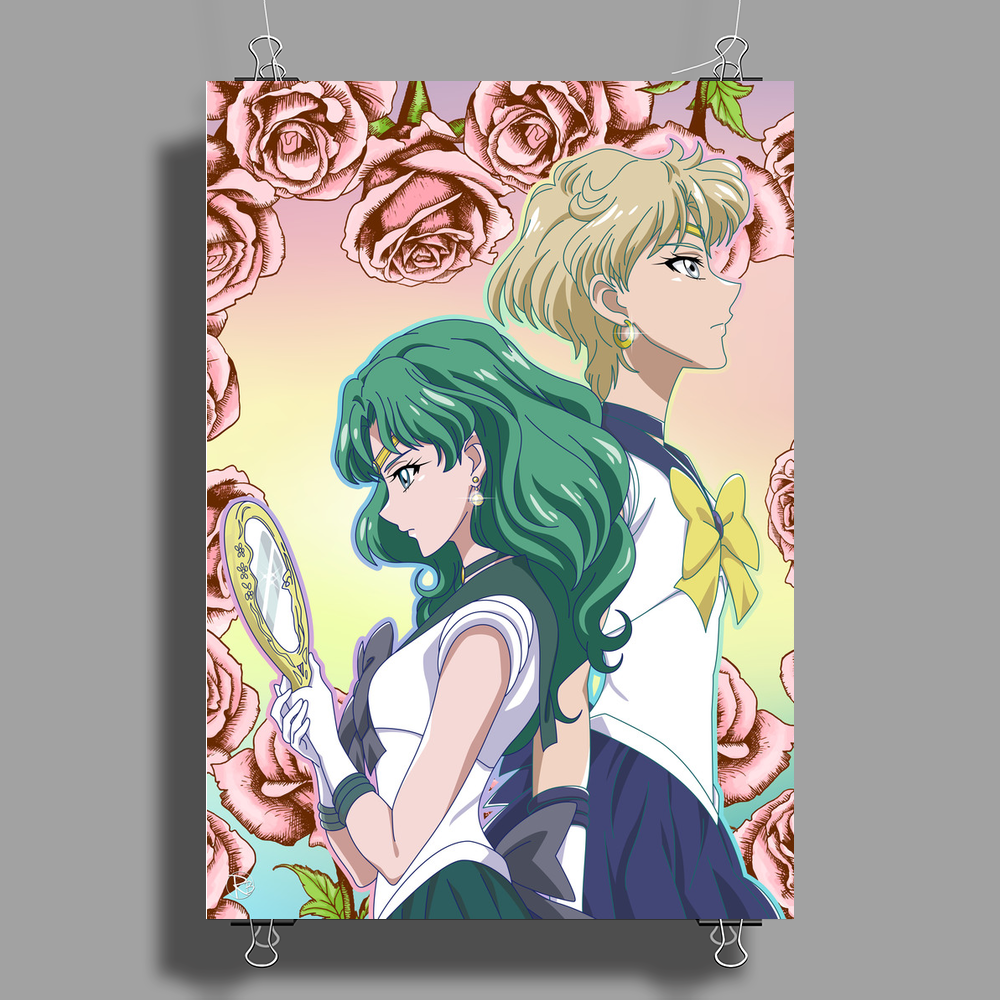 Eternal Eternity Poster Print (Portrait)