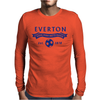 Everton Football Fan Mens Long Sleeve T-Shirt