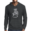 Every day is a coffee day Mens Hoodie