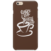 Every day is a coffee day Phone Case